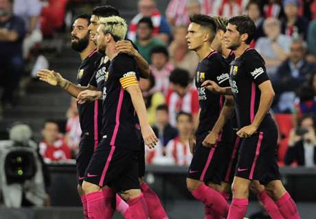 AO VIVO: Athletic 0 x 1 Barcelona