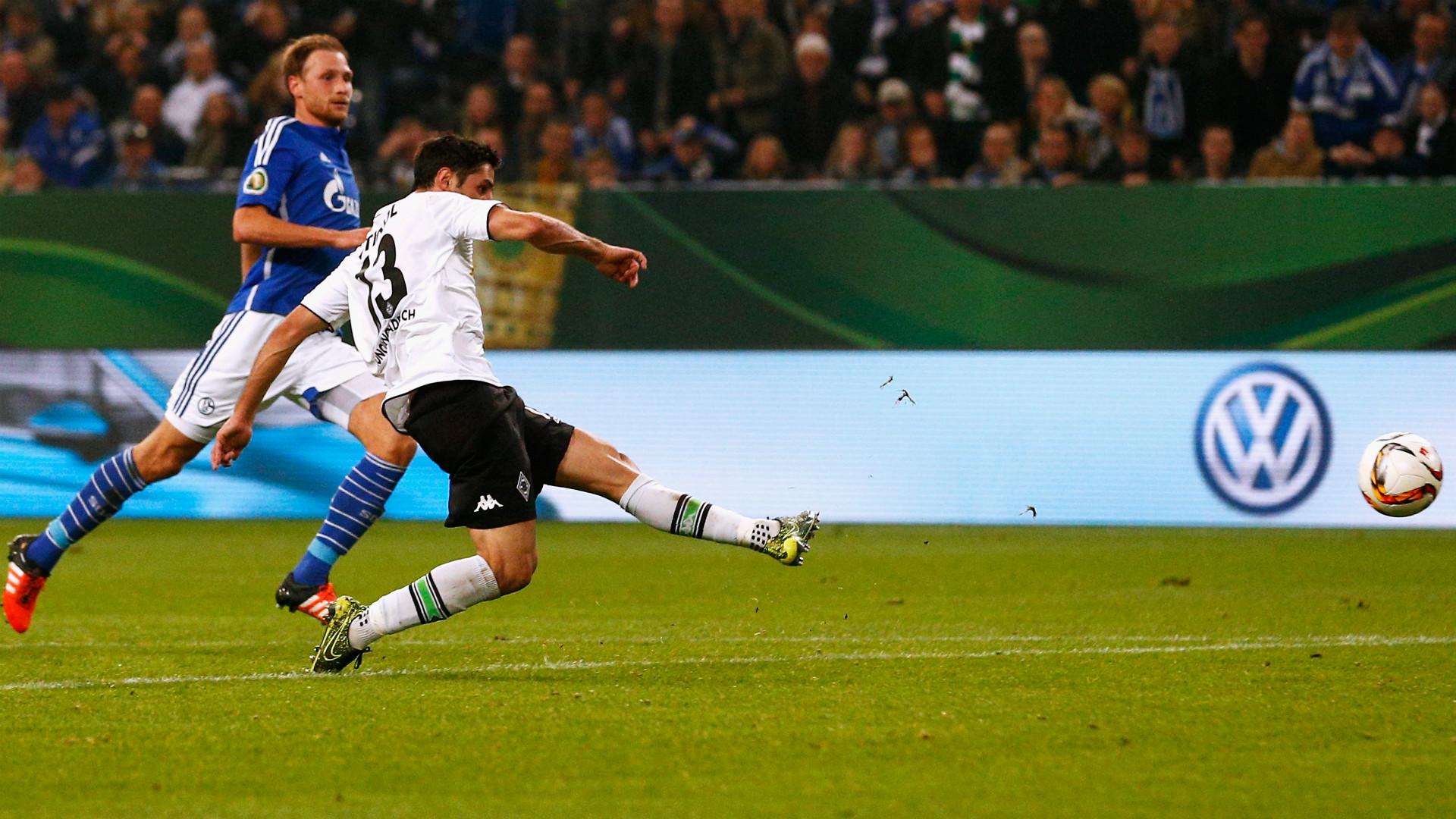 Video: Schalke 04 vs Borussia M gladbach