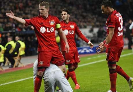 Bayer: Lars Bender will Platz drei