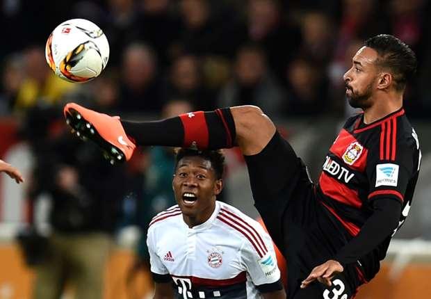 Video: Bayer Leverkusen vs Bayern Munich