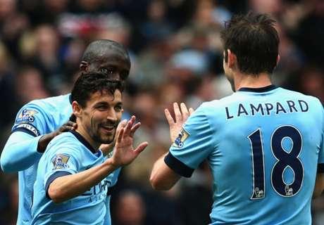 EN VIVO: Manchester City 2-0 West Ham