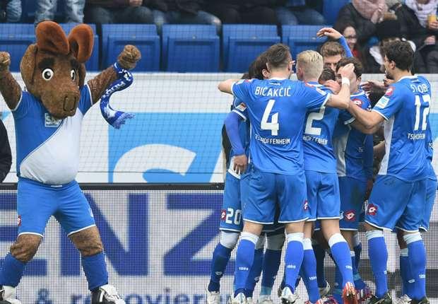 Hoffenheim spielte nicht gut, aber gewann souverän