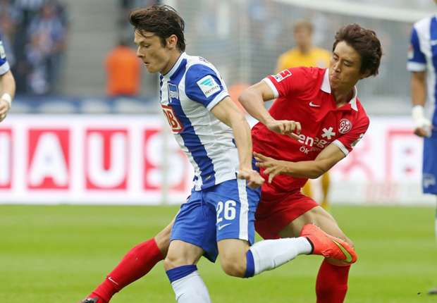 Mainz holte in Berlin den ersten Dreier der Saison