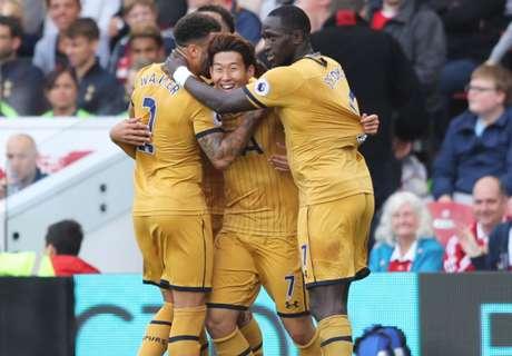 Son Heung-Min Menangkan Tottenham Hotspur