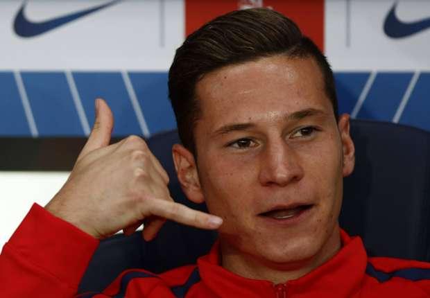 Draxler diinginkan Bayern.