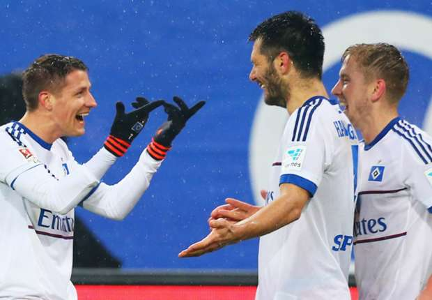Video: Hamburger SV vs Borussia M gladbach