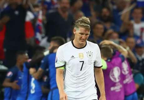Schweinsteiger se retira de la Selección