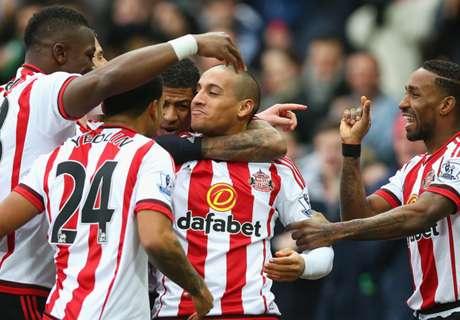Ratings: Sunderland 2-1 Man United