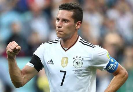 PSG will Julian Draxler nicht verkaufen