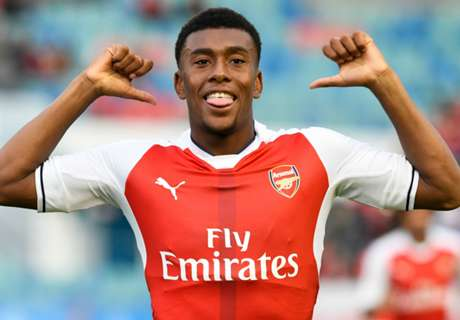Iwobi: I rejected West Ham for Arsenal