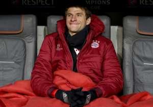 Thomas Müller ist in dieser Saison in die Kritik geraten