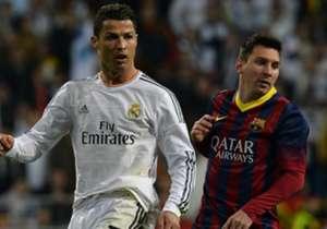 Rekor üstüne rekor kıran dünyanın en iyi iki futbolcusu Lionel Messi ve Cristiano Ronaldo'nun hala kıramadığı rekorlar var. İşte Arjantin ve Portekizli yıldızların Şampiyonlar Ligi'nde henüz elde edemediği rekorlar...