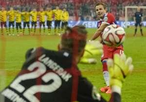 Am Samstagabend (20.00 Uhr im LIVE-TICKER) duellieren sich Borussia Dortmund und der VfL Wolfsburg im DFB-Pokalfinale. Goal blickt zurück und zeigt, wie es die beiden Teams dorthin schafften.