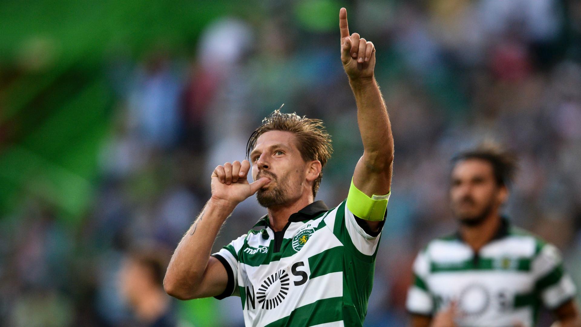 Adrien Silva Sporting VfL Wolfsburg 30072016