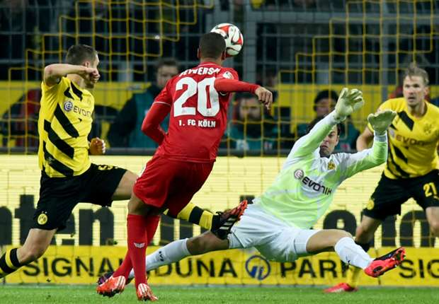 Borussia Dortmund 0-0 Koln: Horn holds firm as BVB stumble