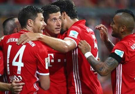 FCB dominiert Werder zum Auftakt