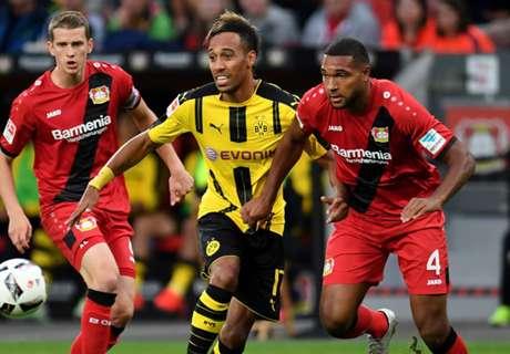 EN VIVO: Leverkusen 2-0 Dortmund