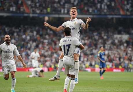 Kroos schießt Real zum Sieg