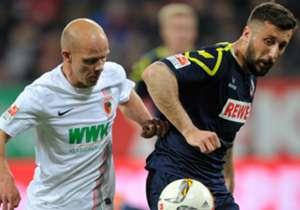 Im Fußball geht es um Tore. Aber auch ohne einen Treffer bekommen Teams wie Augsburg und Köln einen Punkt - und damit genau das, was sie haben wollten. Die Bilder des Spieltags.