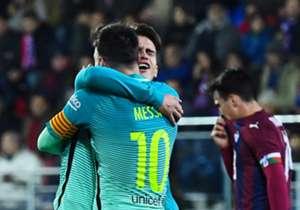 Quantos gols fará o camisa 10 do clube catalão nesta temporada? É uma pergunta que se repete a cada ano. Goal acompanha tento a tento do craque argentino.