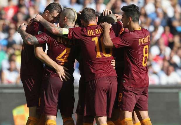 Roma vence a Napoli y lo desplaza del segundo lugar