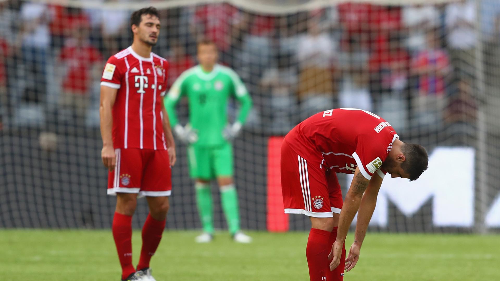 Hummels Bayern München 22072017