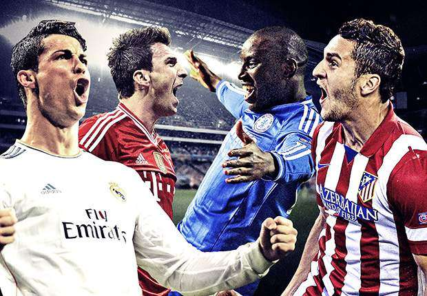 Latest Champions League Odds: Bayern 6/4, Real Madrid 5/2, Atletico Madrid 7/2 and Chelsea 9/2