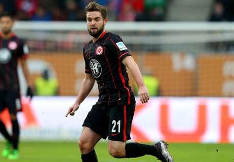 Eintrachts Stendera:
