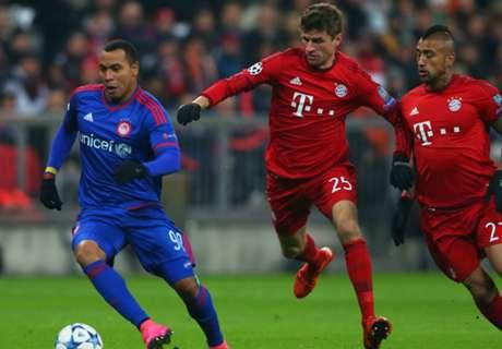 Bayern souverän zum Gruppensieg