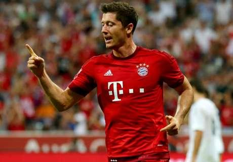 Marcatori Bundesliga: Lewa a secco