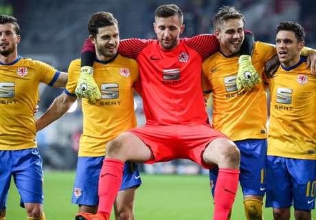 2. Liga: Eintracht holt wichtigen Sieg