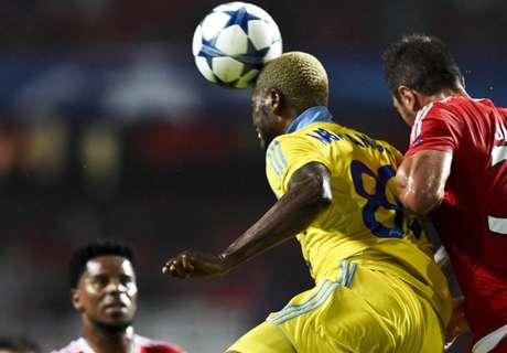 Benfica evitó un triunfo histórico
