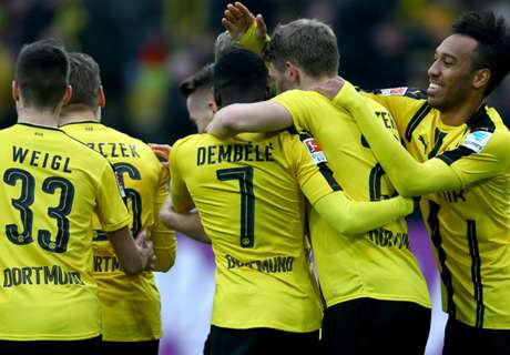 Dortmund wint mede dankzij Bruma