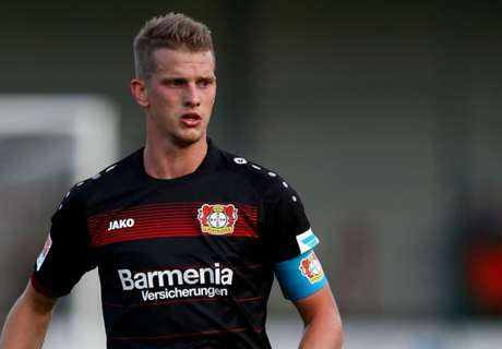 Bayer Leverkusen bangt um Duo