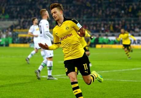 El Dortmund ganó el clásico