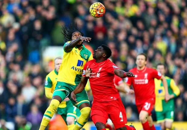 ไฮไลท์  Norwich City 4 - 5 Liverpool