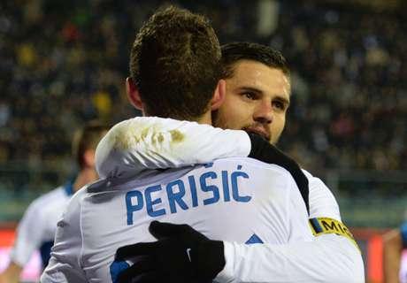 Perisic rettet Inter einen Punkt