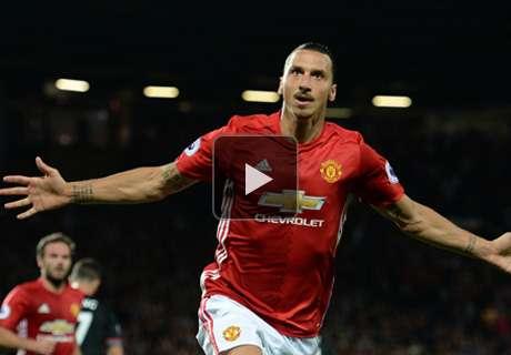 VIDEO: Ibra und Co. - alle EPL-Highlights