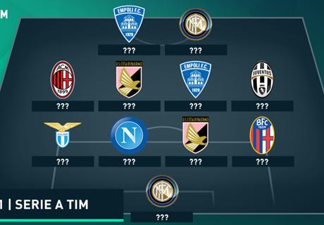 Top-11 Italien: Icardi vorn drin
