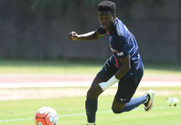 Image result for timothy weah