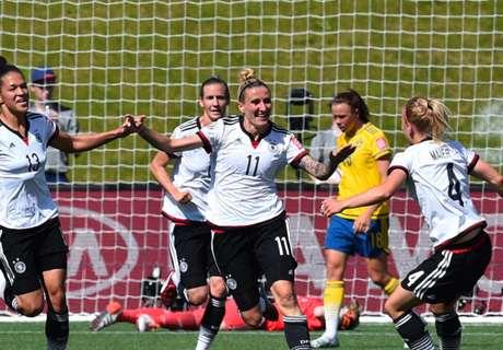 REVIEW: Jerman & Tiongkok Rebut Tiket Perempat-Final