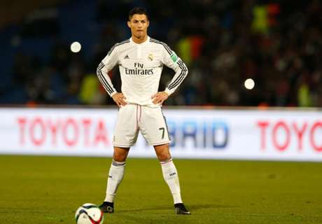 Ronaldo & die Gesten: Vorsicht, Cristiano!