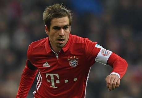 Lahm's career in pictures
