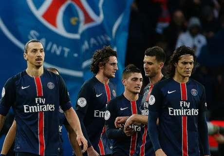Francês: PSG 4 x 1 Reims