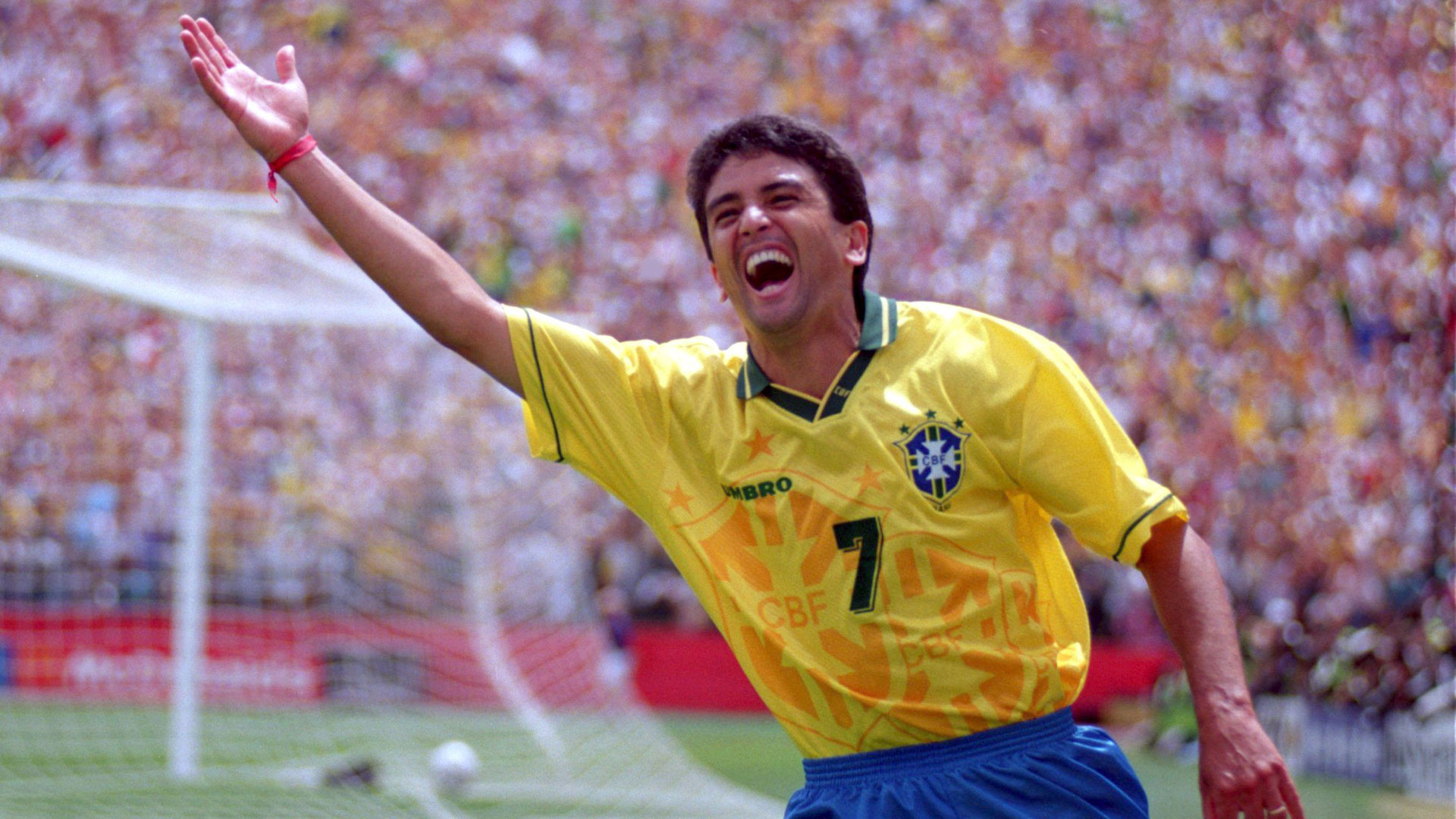 Bebeto The   Traumatised Me But Resurgent Brazil Contenders For World Cup