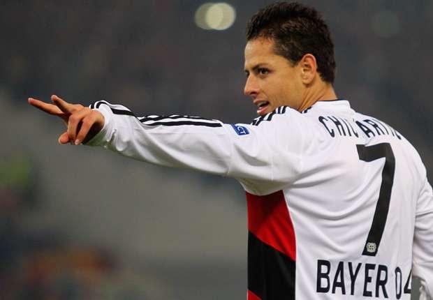 Penghargaan Lagi Untuk Javier Hernandez