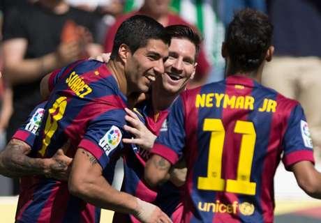 Os novos desafios do Barça