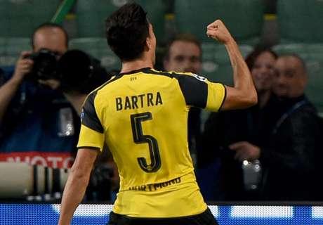 Bartra quiere jugar contra el Madrid