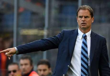 De Boer: Tiga Bulan Di Inter Berasa Setahun