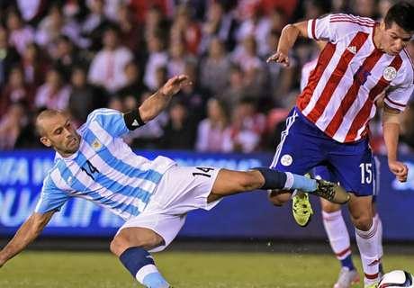 WM-Quali: Argentinien verpatzt Start